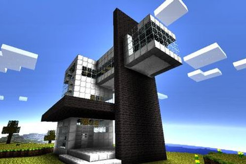 Minecraft Architecture - 9 week course