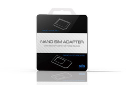 Nano sim packaging-design