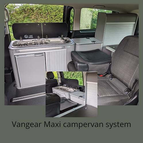 Vangear Maxi Fridge Campervan System