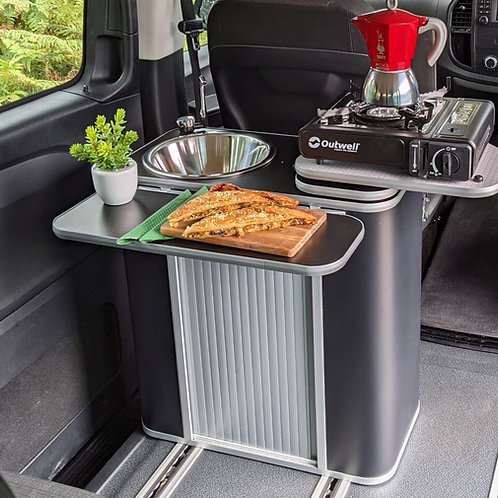 Vangear campervan Nano-Pod