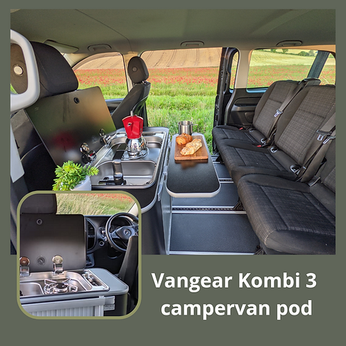 Vangear Kombi 3 Campervan Pod