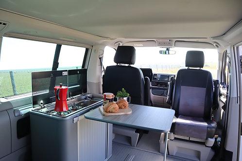 IN STOCK-Vangear Maxi XS Campervan Pod-GREY/Grey top