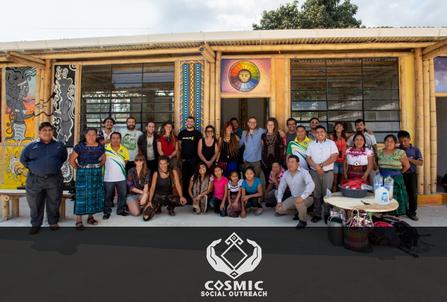 COSMIC SOCIAL OUTREACH 2019