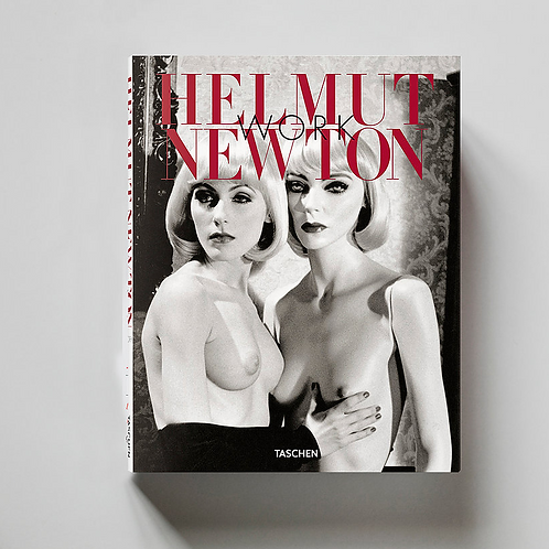 New Mags, Helmut Newton - Work