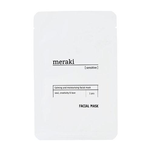 Meraki, Ansigtsmaske - Sensitive