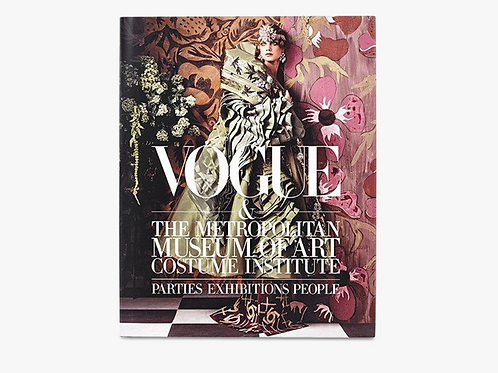 New Mags, VOGUE & The Metropolitan