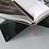 Thumbnail: New Mags, Bogstativ smoked - Polycarbonat