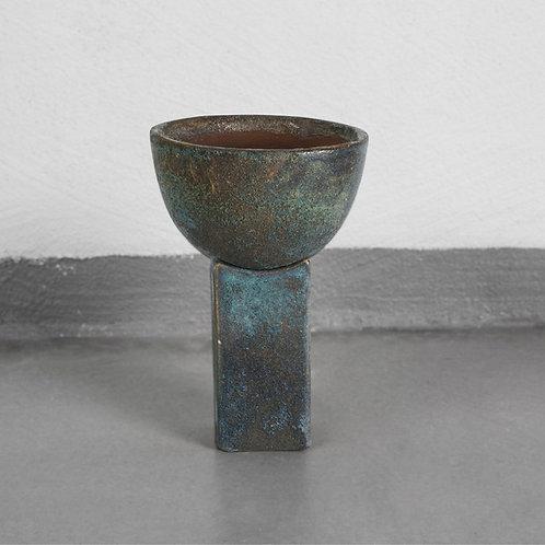 101CPH, Vase - Block, Ocean - lille