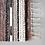 Thumbnail: House Doctor, Gulvtæppe - Tribe 200x140cm