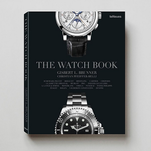 New Mags, The Watch Book