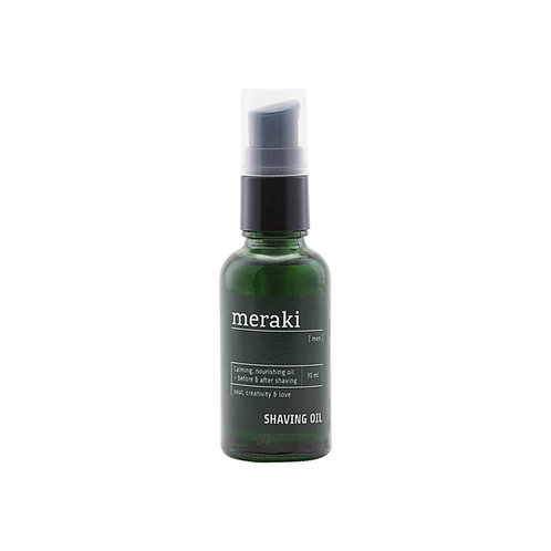 Meraki, Shaving Oil - Men, 30ml