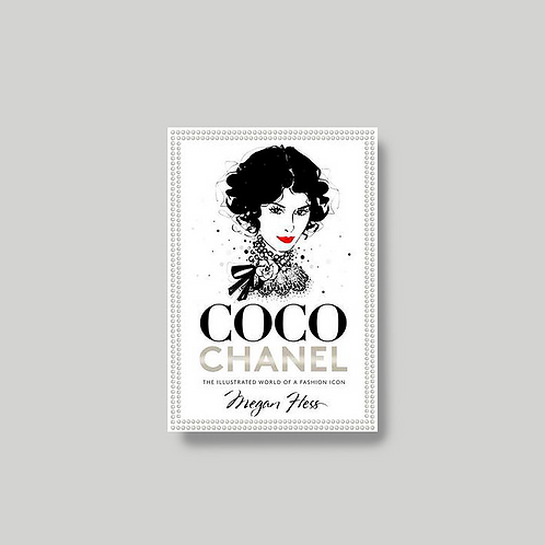 New Mags, Coco Chanel - The Illustrated World of a Fashion Icon