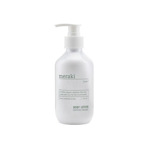 Meraki, Body Lotion - Pure, 275ml