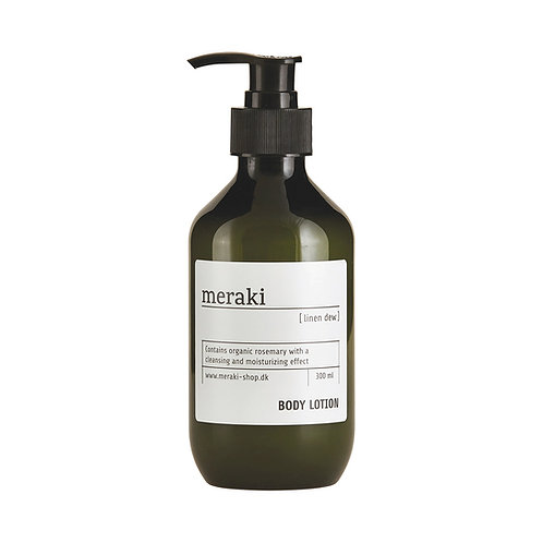 Meraki, Body Lotion - Linen Dew 300ml