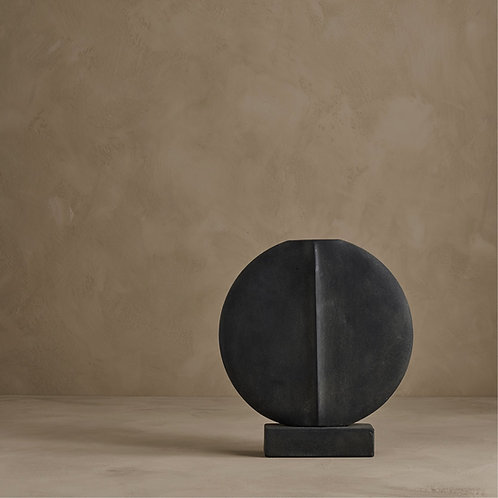 101CPH, Vase - Guggenheim mini, sort