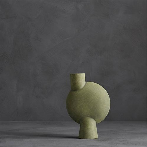 101CPH, Vase - Sphere Bubl Midi, grøn