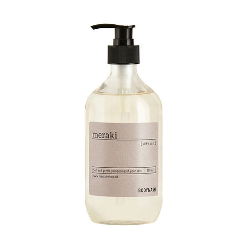 Meraki, Bodywash - Silky Mist, 500ml