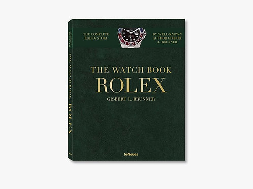 New Mags, Rolex - The Watch Book