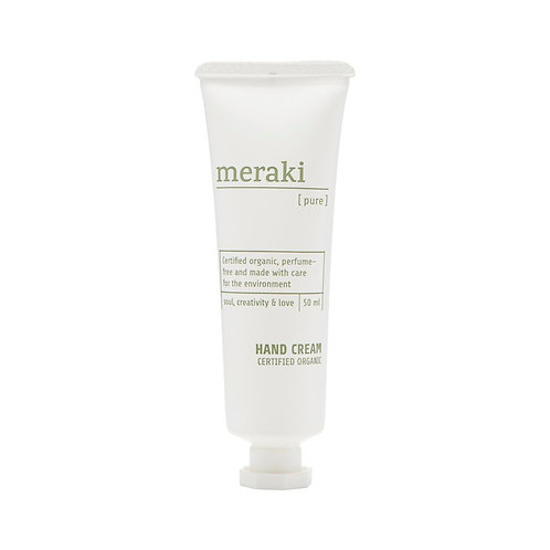 Meraki, Håndcreme - Pure, 50ml