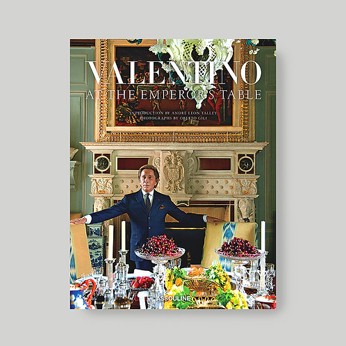 New Mags, Valentino: At the Emperor's Table
