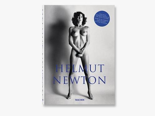 New Mags, Helmut Newton - SUMO med bogstativ