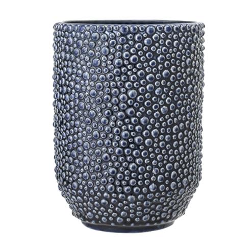 Bloomingville, Vase - Blå