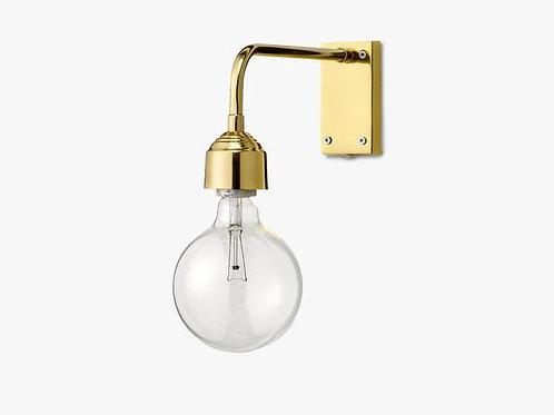 Bloomingville, Lampe Væg - H16 D30 -metal guld
