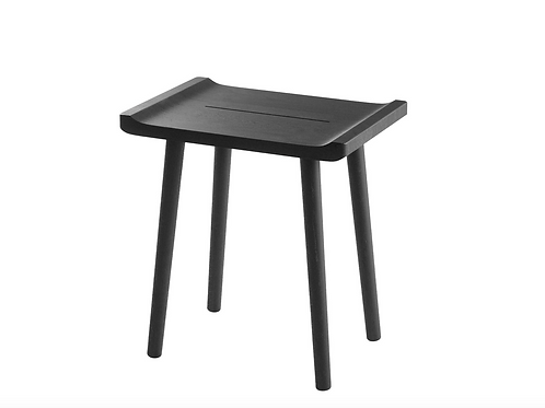 By Wirth, Scala stool - Sort Eg