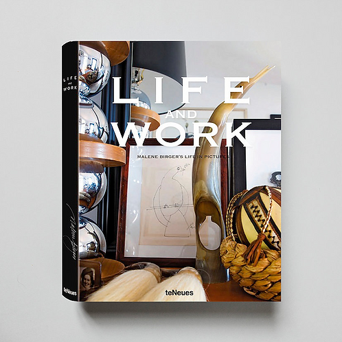New Mags, Malene Birger - Life and Work