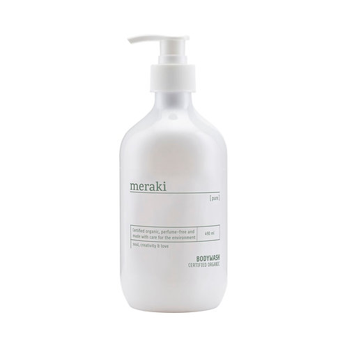 Meraki, Body Wash - Pure, 500ml