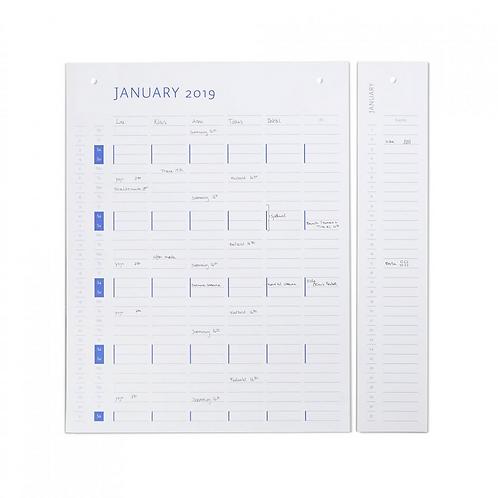 By Wirth, Kalender - Refill
