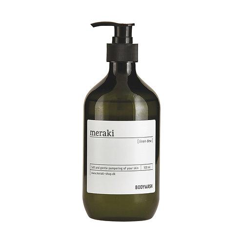 Meraki, Bodywash - Linen Dew, 500ml
