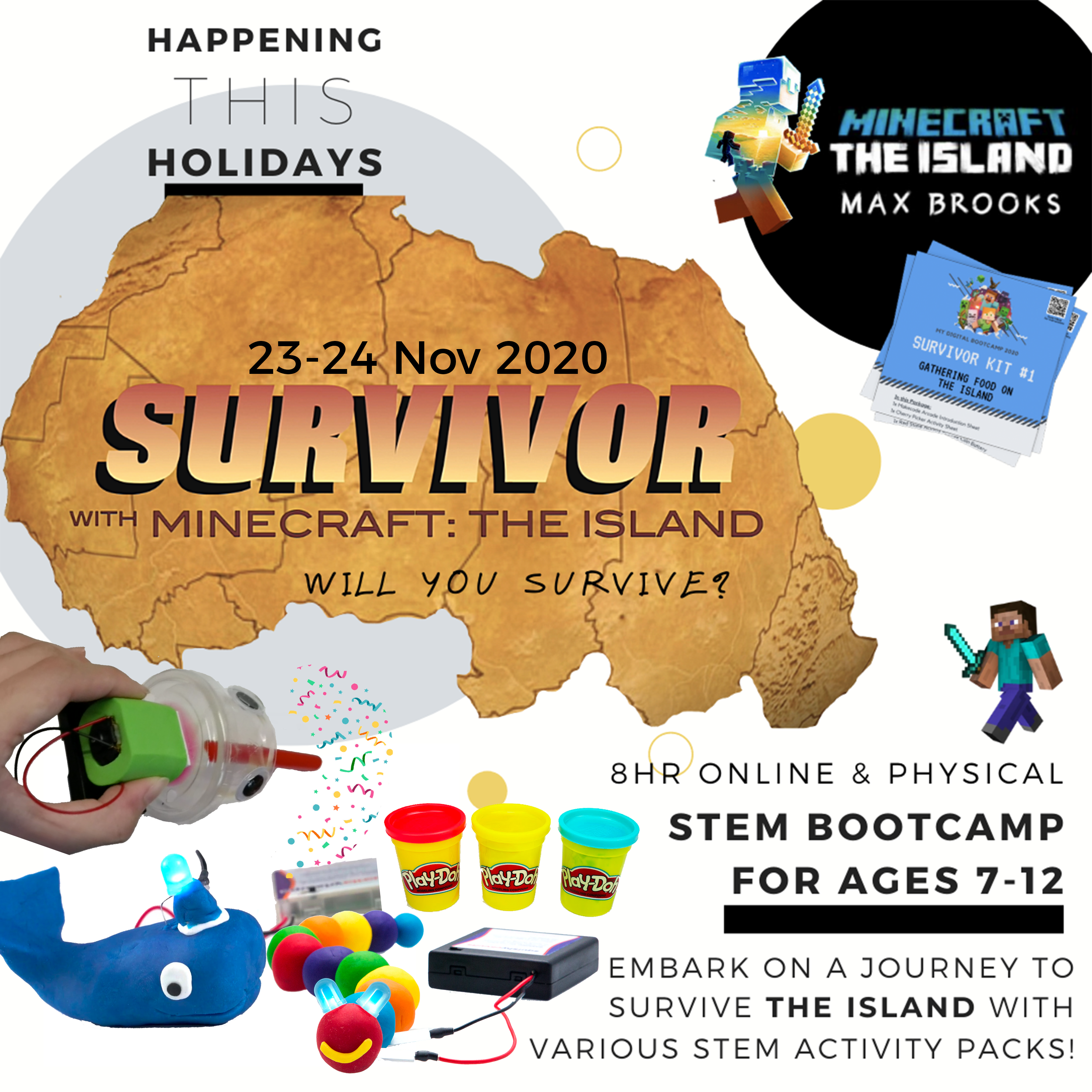 Holiday Bootcamp