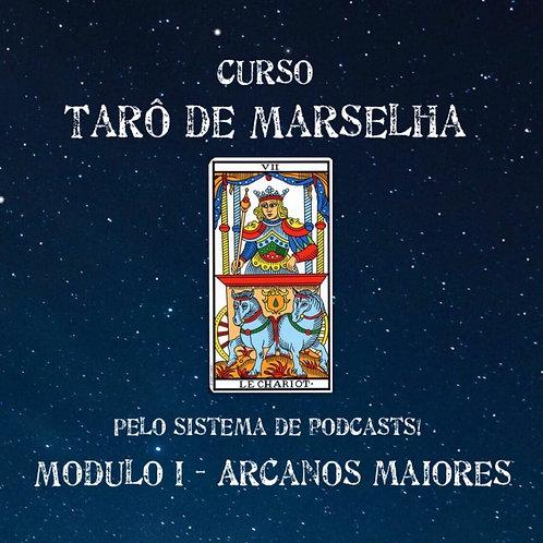 Tarô de Marselha: Módulo I - ARCANOS MAIORES