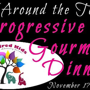 Around the Town - Progressive Dinner