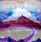 Samhain Tor by Angela Watson