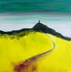 Mid Summer Tor by Angela Watson