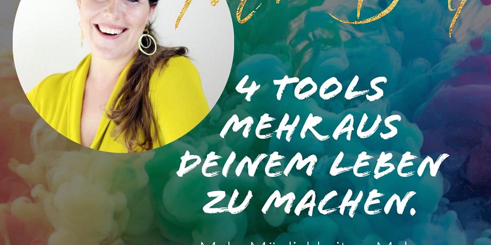 4 Tools um mehr aus deinem Leben zu machen. Free Zoom