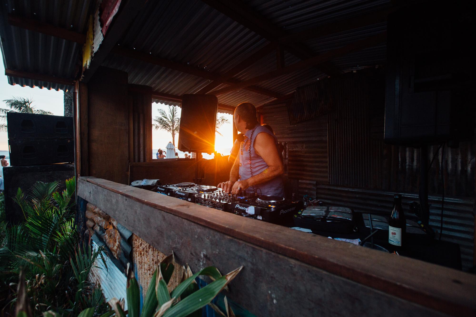 Jose Padilla - Potato Head - Bali - Sunset Time