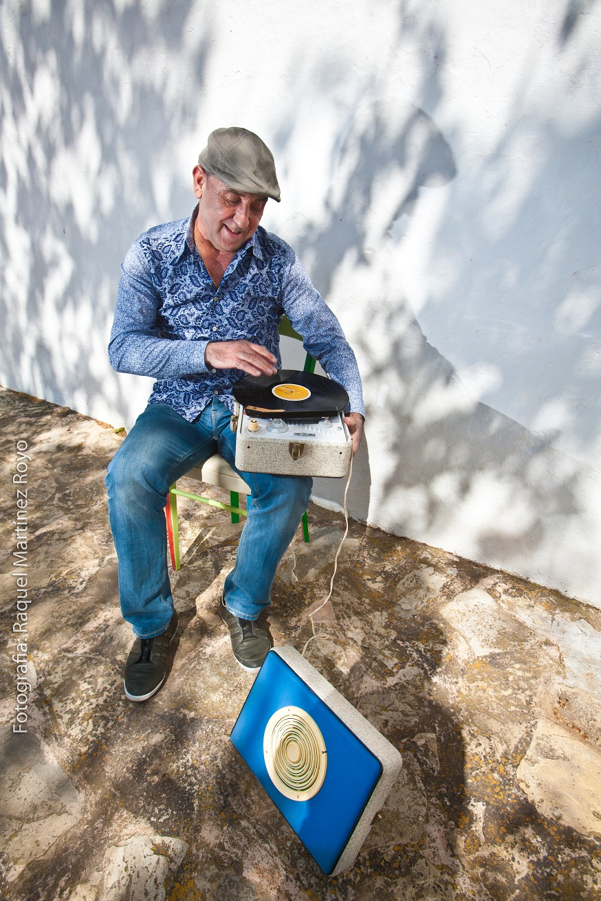 Jose Padilla - On the deck in Santa