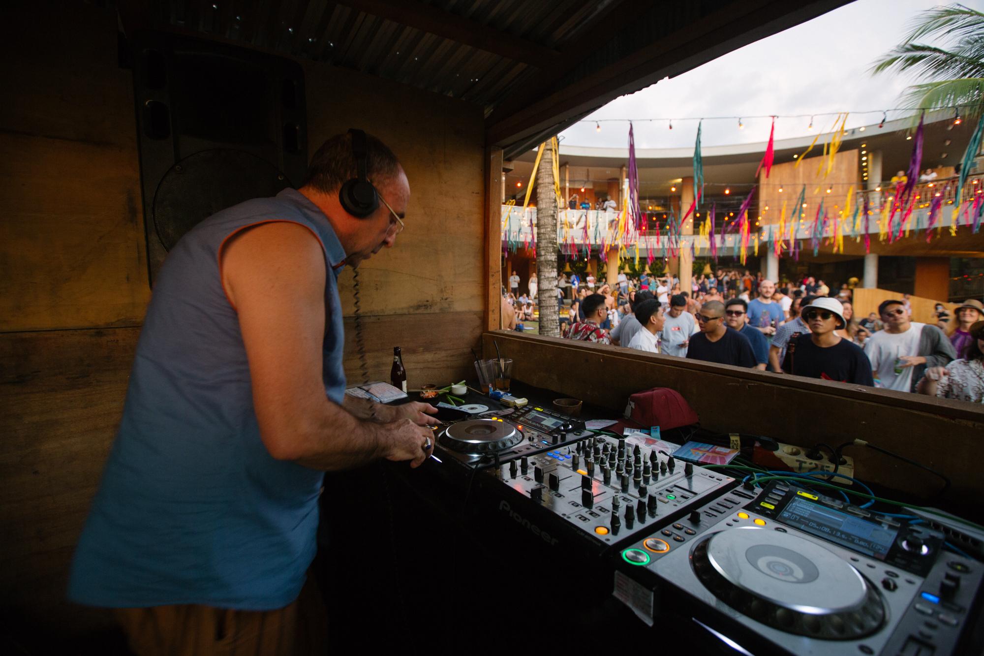Jose Padilla - Potato Head - Bali - Dancefloor