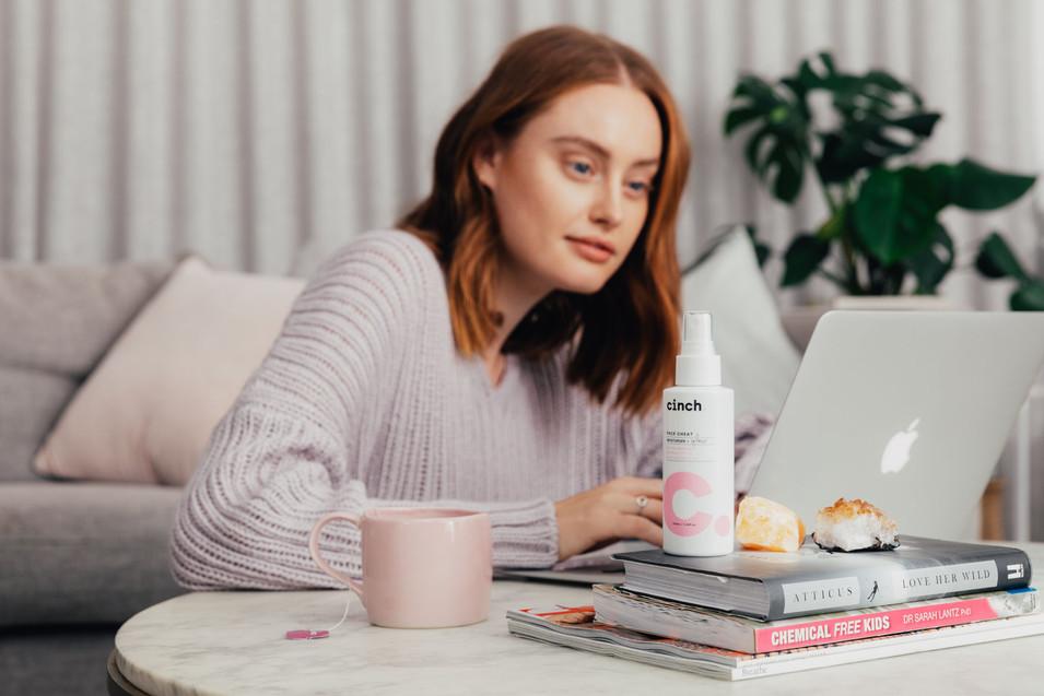 Cinch Skin Campaign 2019 | St Dakota