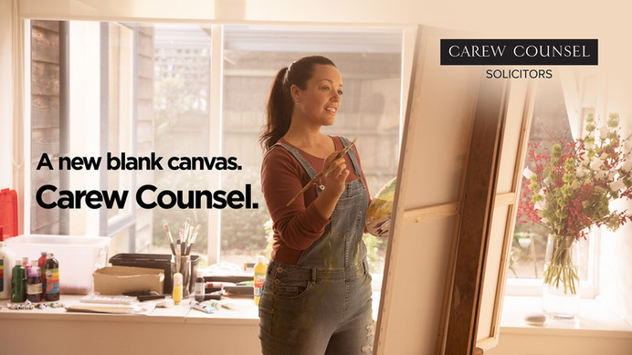 Carew Counsel Solicitors Campaign 2020 | Gorilla Productions