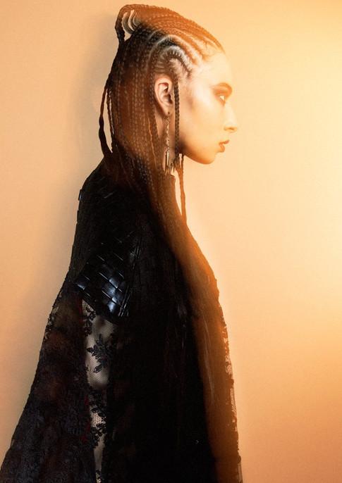 Jarahs Hair - Maria Vaughan