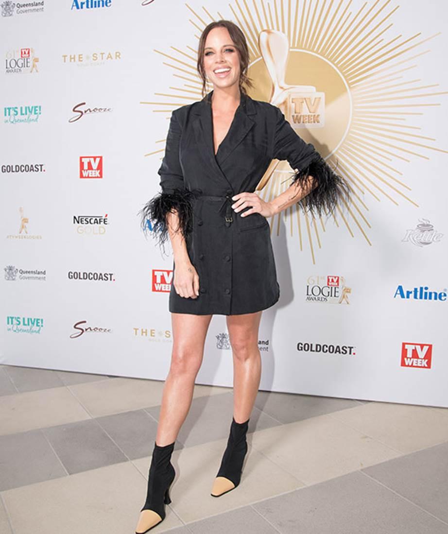 Bonnie Anderson | 2019 Logies Nominations Event