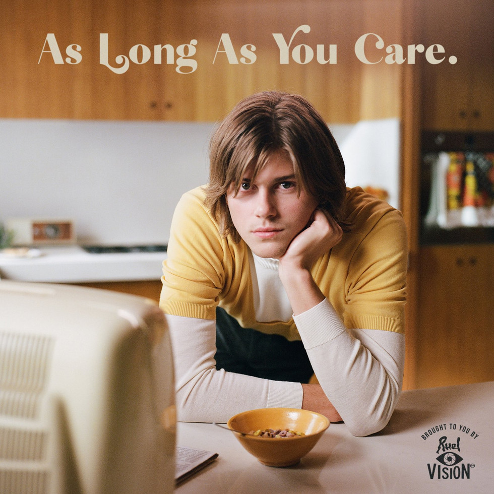 RUEL   As Long As You Care