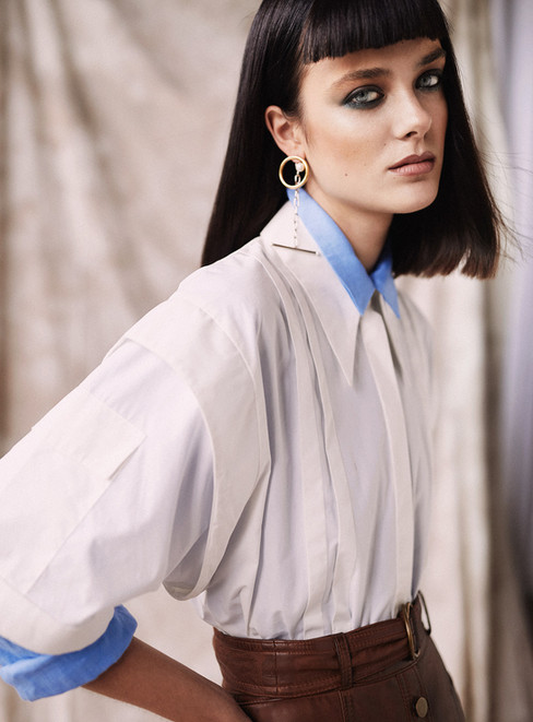 Hayley | Eliza Harrison Photography | Julia Green HMUA