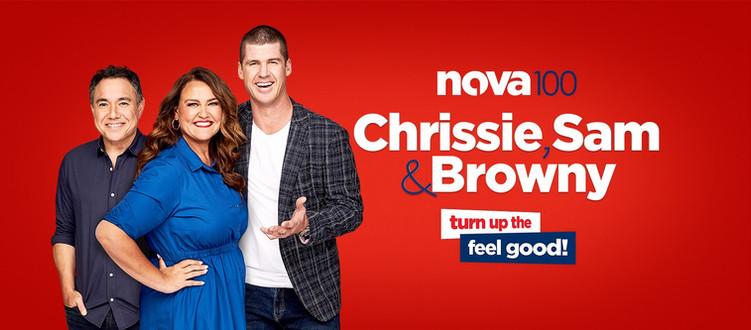 Chrissie, Sam & Browny Publicity 2021