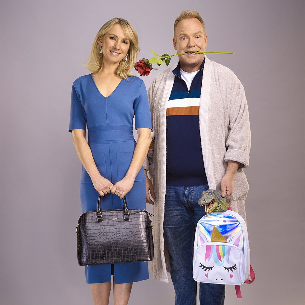 How To Stay Married Season 2 Publicity Shoot | 10 Network | Ben King Photo