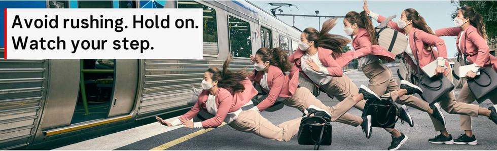 Public Transport Victoria Campaign 2021